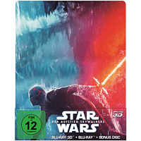Star Wars: Der Aufstieg Skywalkers (2D & 3D Steelbook Edition) 3D Blu-ray (+2D)