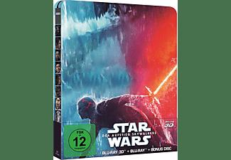 Star Wars: Der Aufstieg Skywalkers (2D & 3D Steelbook Edition) 3D Blu-ray (+2D)