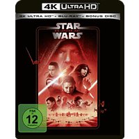 Star Wars: Die letzten Jedi 4K Ultra HD Blu-ray + Blu-ray