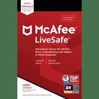 McAfee LiveSafe Attach - [Multiplatform]