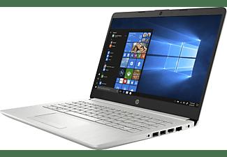 HP 14-dk1335ng, Notebook mit 14 Zoll Display, AMD Ryzen™ 3 Prozessor, 8 GB RAM, 512 GB SSD, Radeon R3 Grafik, Silber