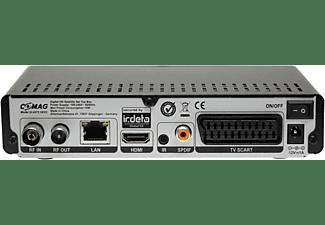 COMAG Comag SL 65 T DVB-T2 Receiver inkl. Freenet TV Receiver (PVR-Funktion, DVB-T2 HD, Schwarz)