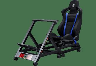 NEXT LEVEL RACING ® GTtrack Playstation Edition Racing Simulator Cockpit