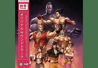 Namco Sounds - TEKKEN (REMASTERED 180G GATEFOLD)  - (Vinyl)