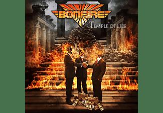 Bonfire - Temple of lies - CD