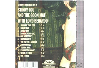 STINKY LOU/GOON MAT,THE/BERNARDO,LORD - 12 ROOTS AND BOOGIE BLUES HITS  - (CD)