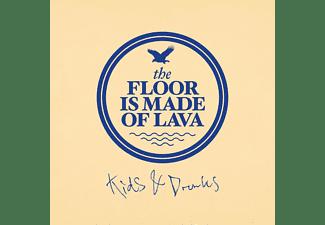The Floor Is Made Of Lava - Kids & Drunks  - (CD)