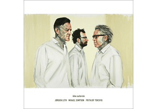 Frithjof Toksvig, Mikael Simpson, Jørgen Leth - Ikke Euforisk  - (Vinyl)