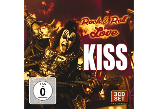 Kiss - Rock & Roll Love  - (CD + DVD Video)