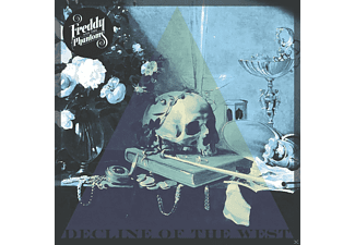 Freddy And The Phantoms - Decline Of The West (Vinyl)  - (Vinyl)