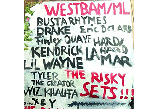 Westbam - Risky Sets  - (Vinyl)