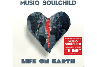 Musiq Soulchild - Life On Earth  - (CD)