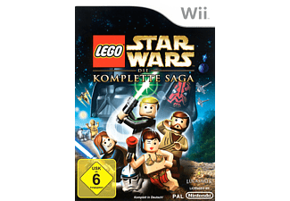 Lego Star Wars Komplett Saga - [Nintendo Wii]