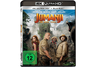 Jumanji: The Next Level [4K Ultra HD Blu-ray + Blu-ray]
