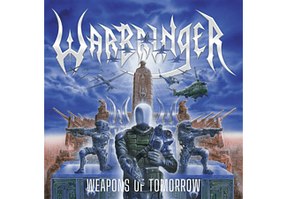 Warbringer - Weapons Of Tomorrow (Vinyl LP (nagylemez))