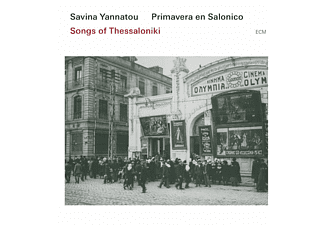 Savina Yannatou, Primavera en Salonico - Songs Of Thessaloniki (CD)