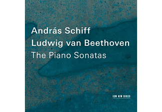 András Schiff - Ludwig van Beethoven: The Piano Sonatas (CD)
