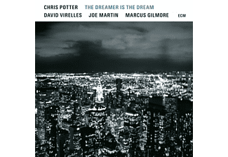 Chris Potter, David Virelles, Joe Martin, Marcus Gilmore - The Dreamer Is The Dream (CD)