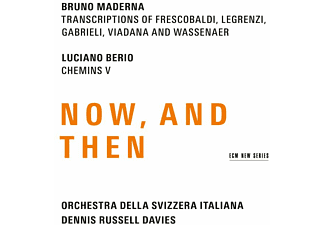 Bruno Maderna - Now, And Then (CD)