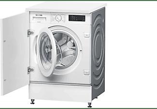 Lavadora carga frontal - SIEMENS WI12W325ES, 8 kg, 1.200 rpm, Blanco