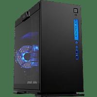 MEDION ® ERAZER® Engineer E10 (MD34004), Gaming PC mit Ryzen™ 5 Prozessor, 16 GB RAM, 512 GB SSD, GeForce® GTX 1650 SUPER™, 4 GB