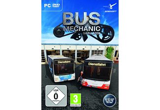 Bus Mechanic Simulator - [PC]