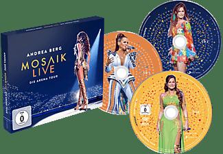 Andrea Berg - Mosaik Live-Die Arena Tour   - (CD + DVD Video)