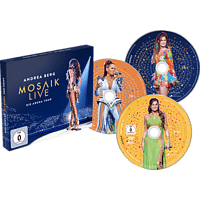 Andrea Berg - Mosaik Live-Die Arena Tour  - [CD + DVD Video]