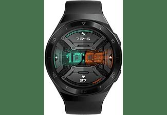 """Smartwatch - Huawei Watch GT 2E, 46mm, 1.39"""", 14 Días, Kirin A1, 4GB, AMOLED,5 ATM, Negro"""