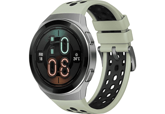 """Smartwatch - Huawei Watch GT 2E, 46mm, 1.39"""", 14 Días, Kirin A1, 4GB, AMOLED, 5 ATM, Verde"""