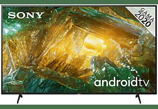 "TV LED 43"" - Sony KD-43XH8096, Ultra HD 4K, HDR, Android TV, Triluminos, Asistente de Google, Control por voz"