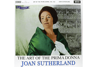 Joan Sutherland - The Art Of The Prima Donna (Audiophile Edition) (Vinyl LP (nagylemez))