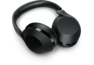 PHILIPS TAPH802BK/00, Over-ear Kopfhörer Bluetooth Schwarz