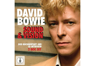 David Bowie - Sound And Vision  - (CD + DVD Video)