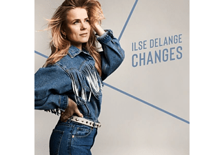 Ilse Delange - Changes - (CD)