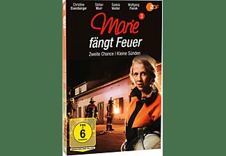 Marie fängt Feuer: Zweite Chance / Kleine Sünden DVD