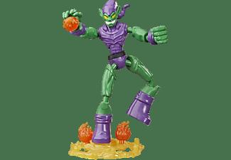 HASBRO Spider-Man Bend and Flex Green Goblin Spielfigur Mehrfarbig