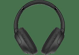 SONY WH-CH710N, Over-ear Kopfhörer Bluetooth Schwarz