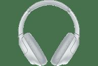 SONY WH-CH710N, Over-ear Kopfhörer Bluetooth Weiß