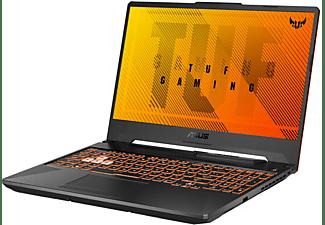 ASUS TUF Gaming A15 (FA506IV-HN299T), Gaming Notebook mit 15,6 Zoll Display, AMD Ryzen™ 7 Prozessor, 16 GB RAM, 512 GB SSD, GeForce® RTX 2060 with ROG Boost, Bonfire Black