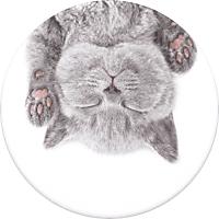 Soporte adhesivo para móvil - PopSockets Cat Nap, Soporte adhesivo, Otros