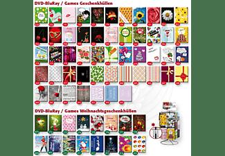 Geschenkhüllen DVD Sammelnummer