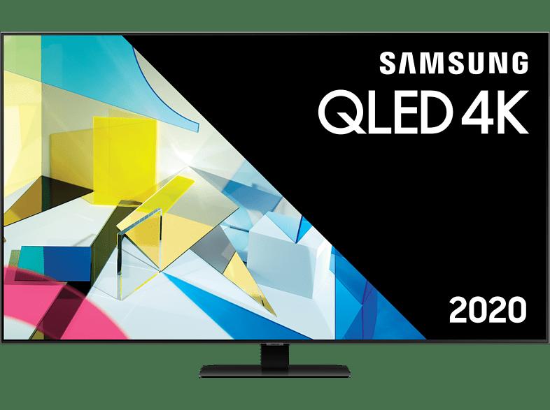 TV SAMSUNG QLED 4K 55 inch QE55Q80TALXXN