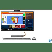 LENOVO IdeaCentre A540, All-in-One PC mit 27 Zoll Display, Core i5 Prozessor, 16 GB RAM, 1 TB SSD, Radeon RX560X, Mineralgrey