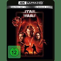 Star Wars: Episode III - Die Rache der Sith 4K Ultra HD Blu-ray + Blu-ray