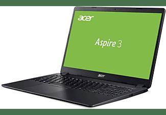 ACER Aspire 3 (A315-56-3515), Notebook mit 15,6 Zoll Display, Core™ i3 Prozessor, 8 GB RAM, 512 GB SSD, Intel® UHD Grafik, Schwarz