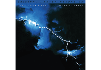 Dire Straits - Love Over Gold (180 gram, Numbered Edition) (45 RPM) (Vinyl LP (nagylemez))