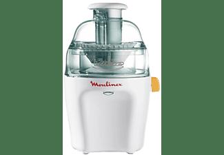 Licuadora - Moulinex JU200045 VITAE Potencia 200W, 1 Velocidad, Sistema de caída del zumo directo