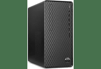 HP M01-F1301ng, Desktop PC mit Core™ i5 Prozessor, 8 GB RAM, 512 GB SSD, Intel® UHD Grafik 630