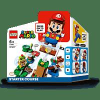 LEGO 71360 Abenteuer mit Mario™ – Starterset Bausatz, Mehrfarbig